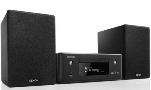 Denon ra mắt dàn âm thanh mini CEOL N11 DAB, bổ sung tính năng mới