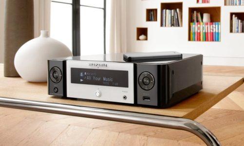 Marantz M-CR610 dàn compact đa năng cho dân chơi nhạc số