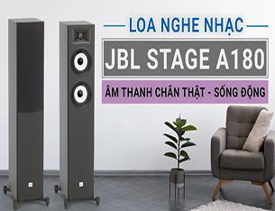Loa JBL Stage A180 – Loa nghe nhạc Chính hãng 100%, Giá Tốt Nhất VIỆT NAM
