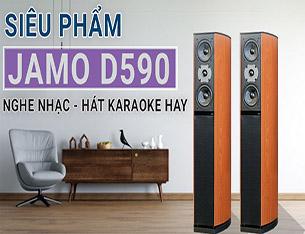 Trải nghiệm Loa Jamo D590 | Loa Nghe Nhạc Jamo D590 Chất Lượng Cao, Âm thanh Chuẩn Giá Rẻ Nhất