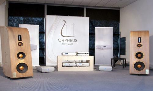 Cặp loa hi-end Orpheus SP3.0 – Siêu phẩm âm thanh hiếm có để sưu tầm