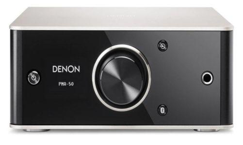Ampli stereo Denon PMA-50 tích hợp DAC nhỏ gọn, hiệu quả, giá 12 triệu đồng