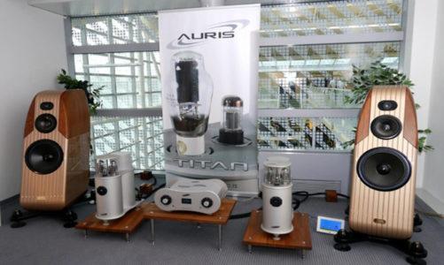 Auris Audio Titan 300B – Ampli đèn Serbia