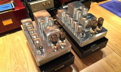 Amati Electron – Ampli Thụy Sĩ giá 80.000$