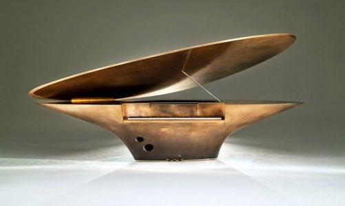 Goldfinch The Baby – Đàn piano nghệ thuật đương đại giá 700.000USD