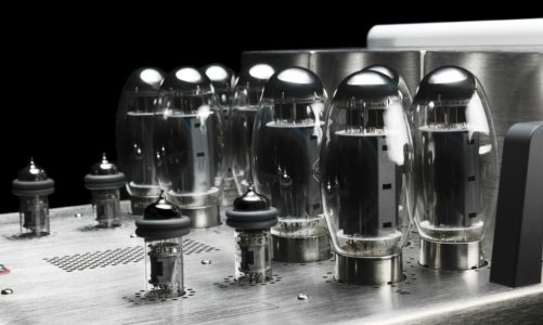 Preamp GSPre và ampli GS150 – cặp đôi retro sáng giá của Audio Research