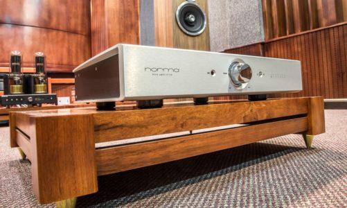 Ampli tích hợp Norma Audio IPA-70B: Linh kiện tốt, thiết kế đẹp, vocal xuất sắc