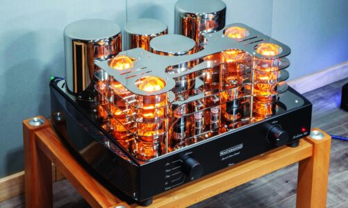 MastersounD Evolution 845 Special Edition Limited – Xứng đáng sưu tầm