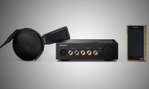 Sony tung ra máy nghe nhạc mạ vàng Walkman WM1Z giá 83 triệu