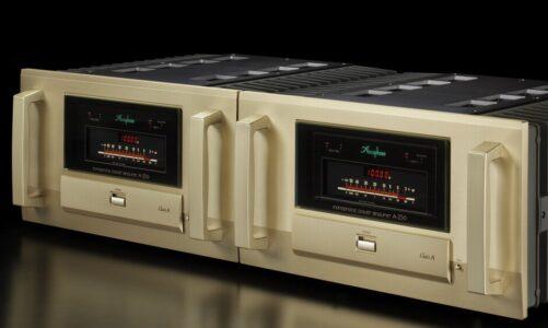 A-250 – Poweramp Mono Class A trình diễn tốt nhất lịch sử Accuphase Laboratory