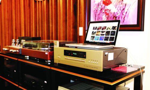 Accuphase DP-430 – đầu phát CD tích hợp DAC cao cấp