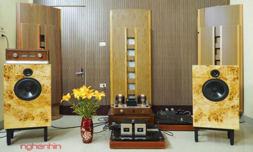 Master Audio MS9028M – music server giá 9 triệu của người Việt