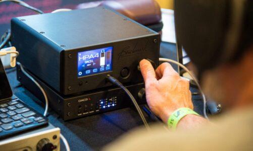 Benchmark Audio ra mắt head-amp cao cấp đầu tay mang tên HPA-4