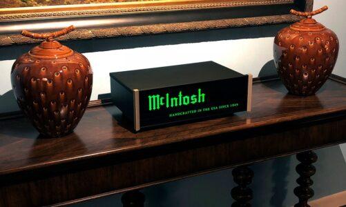McIntosh giới thiệu phụ kiện trang trí cao cấp Light Box LB100