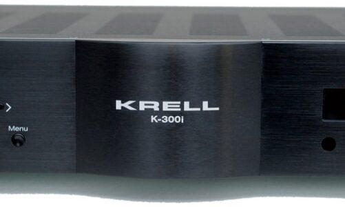 """Krell tái xuất dòng ampli tích hợp """"300i"""" với phiên bản mới nhất, K-300i"""