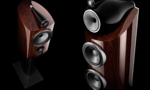 Bowers & Wilkins thêm phiên bản 'Prestige' cho dòng loa cao cấp 800 series