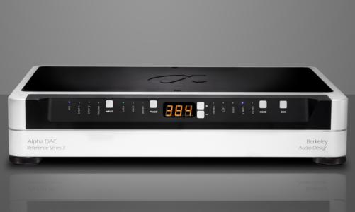 Berkeley Audio Design giới thiệu sản phẩm Alpha DAC Reference Series 3 giá 500 triệu