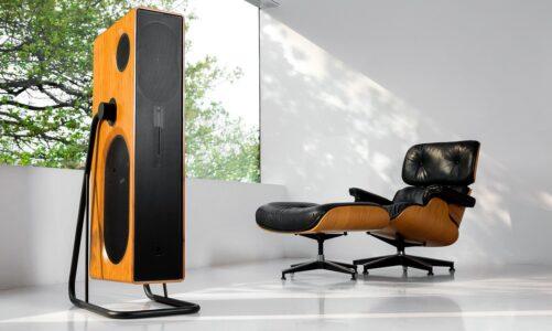 Orbitsound Air D1 – Thiết kế loa active đơn chiếc với khả năng tái tạo âm thanh stereo