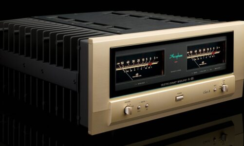 Accuphase A-48 – Thay thế A-47, công suất 45W Class A