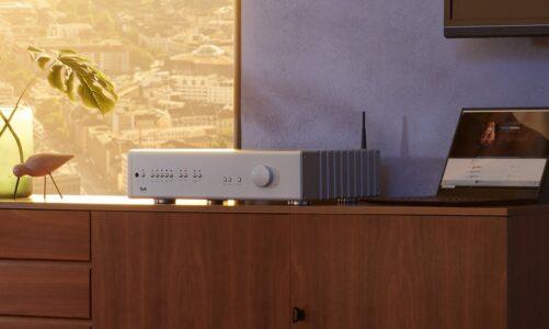 T+A PA 1100E – Ampli tích hợp DAC xử lý thuật toán DSP, có option module HDMI và Phono