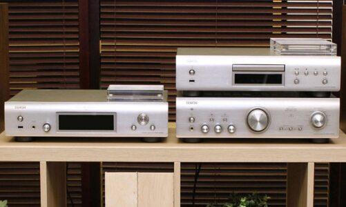 Amply Denon PMA 800NE: Mang tính năng cao cấp vào phong cách bình dân