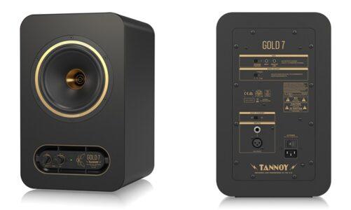 Tannoy tái xuất series huyền thoại monitor Gold 5, 7 và 8 – Thiết kế active, không có driver 15in