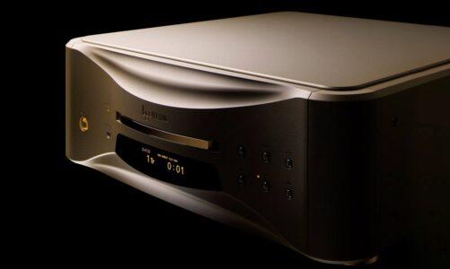 Esoteric Grandioso K1X Gold Edition – Chỉ 50 máy trên toàn thế giới
