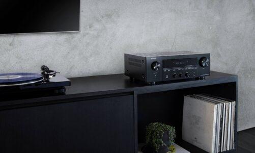 Denon DRA-800H – Ampli 2 kênh đúng nhu cầu thị trường