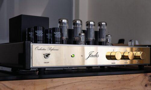 Orchestra Reference MK.II – Biểu tượng xuất sắc của Jadis Electronics
