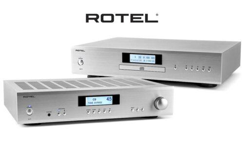 """Rotel A11 & CD11 – Cặp đôi hoàn hảo dành cho người """"nhập môn"""" audio"""