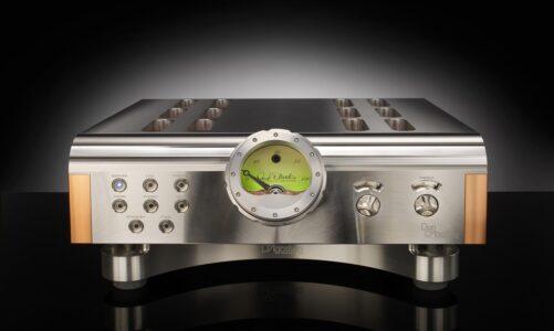 Dan D'Agostino Momentum HD Preamp – Đẹp từng chi tiết đến chất âm trình diễn