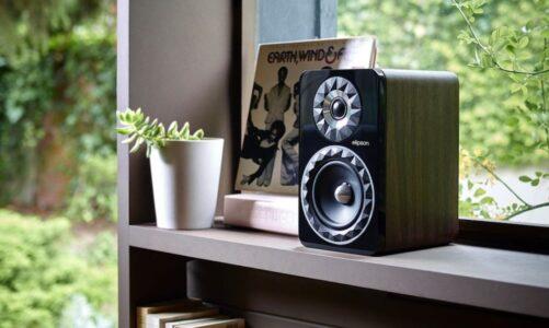 Loa Elipson Prestige Facet 6B BT: Loa bookshelf Bluetooth tiện dụng