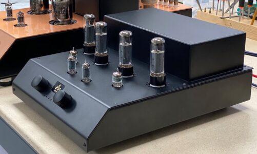 Audio Note (UK) Cobra, ampli đèn EL34 có sẵn DAC với giá không phải nghĩ