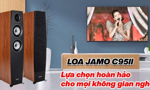 Loa Jamo C95ii: Sự lựa chọn hoàn hảo dành cho mọi không gian nghe