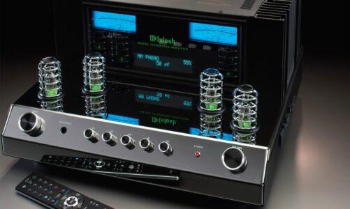 McIntosh MA352 – Kết hợp hoàn hảo hai trường phái đối lập của âm thanh