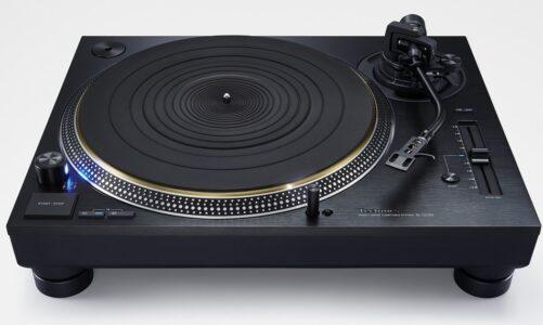 Vuột mất mâm than kỷ niệm 55 năm Technics SL-1210GAE Limited, bạn có thể sắm SL-1210G mới