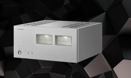Luxman M-10X – Siêu phẩm khuếch đại công nghệ LIFES, kỷ niệm 100 năm thành lập hãng