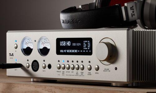 T+A hoàn thiện hệ sinh thái 200 Series với 3 thiết bị mới: MP 200, DAC 200 và A 200