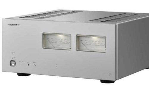 Luxman ra mắt chiếc power amply M-10X dịp 100 năm thành lập hãng
