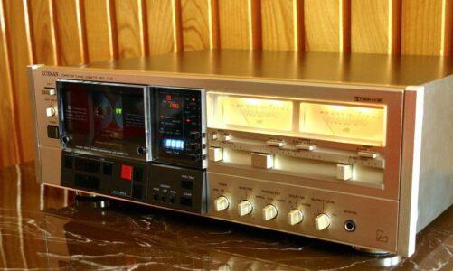 Luxman K-05 – Đầu cassette được nhiều người chơi âm thanh cổ yêu mến