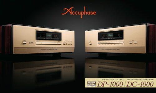 Đầu cơ và giải mã ultra hi-end DP-1000 & DC-1000, 50 năm thành tựu công nghệ Accuphase